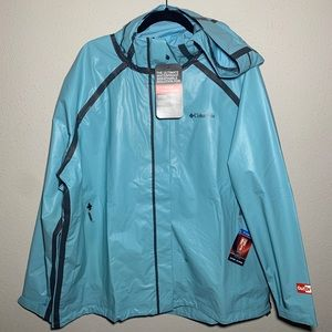 NWT COLUMBIA Womens 2X OutDry Extreme Jacket